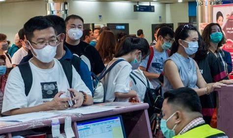 Coronavirus crisis: 70 passengers refuse to board plane ...