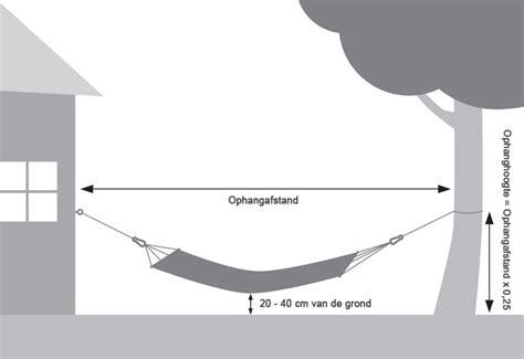 Hangmat Bevestigen by Een Hangmat Ophangen Adora Hangmatten