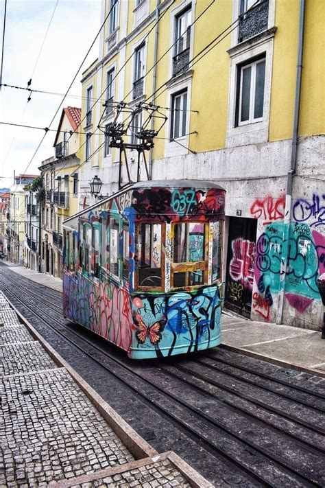 A Guide To The Most Instagram Worthy Places In Lisbon