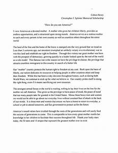 Essay On Why I Deserve This Scholarship 2019-07-09 05:29