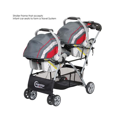 Amazon.com : Baby Trend Universal Double Snap-N-Go ...