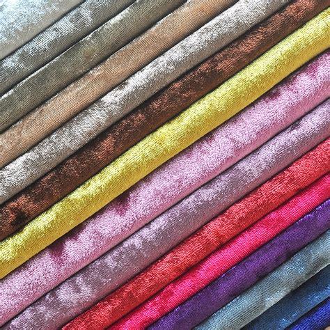 achetez en gros marine bleu tissu de velours en ligne 224