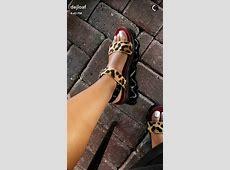 Dej Loaf's Feet