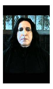 Harry Potter and the Deathly Hallows part 2 - Snape's ...