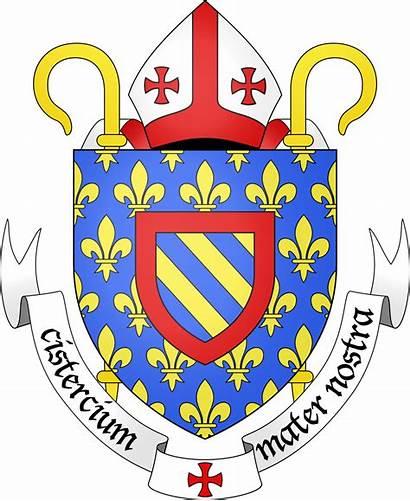 Svg Ordre Cistercien Cistercian Cistercians Arms Coat