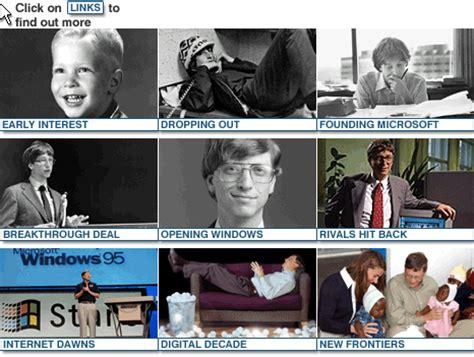 bbc news business timeline bill gates  microsoft