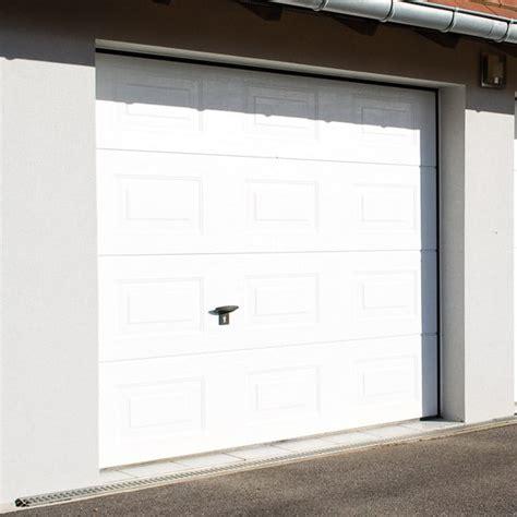 porte de garage sectionnelle portes de garage sectionnelles bieber pvc
