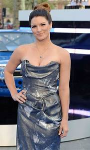 Gina Carano at Fast and Furious 6 Premiere -04 - GotCeleb