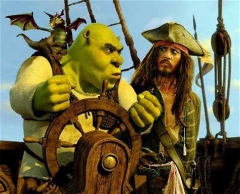 Who Are You People Meme - shrek vs jack sparrow where dreams come true pinterest funny the o jays and funny memes