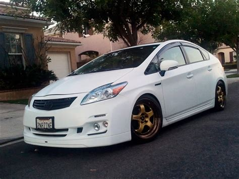 stanced toyota stanced toyota prius pics cars one love