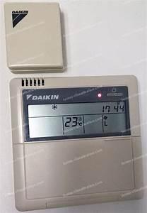 Climatisation Gainable Daikin Pour 100m2 : notice clim daikin brc1d52 ~ Premium-room.com Idées de Décoration