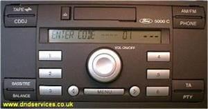 Code Autoradio Ford : ford 5000 c radio cassette 5000c dnd services ltd ~ Mglfilm.com Idées de Décoration