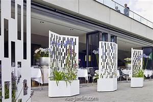 Brise Vue Sur Pied : jardiniere brise vue pas cher ~ Premium-room.com Idées de Décoration