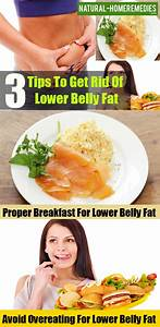 3 Tips To Get Rid Of Lower Belly Fat