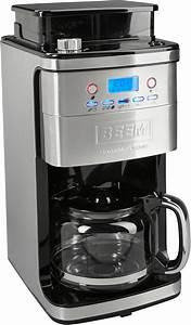 Kaffeevollautomat Mit Mahlwerk : beem kaffeemaschine fresh aroma perfect superior glaskanne ~ Eleganceandgraceweddings.com Haus und Dekorationen