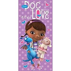 doc mcstuffins kitchen disney doc mcstuffins polka dots towel