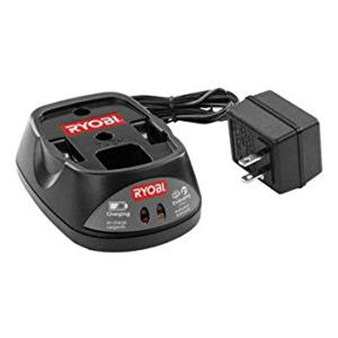 ryobi battery charger indicator lights ryobi 140295001 7 2 volt ni cd battery charger amazon ca