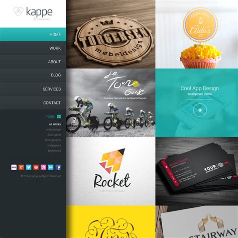 the templat 20 best free psd website templates for business portfolio