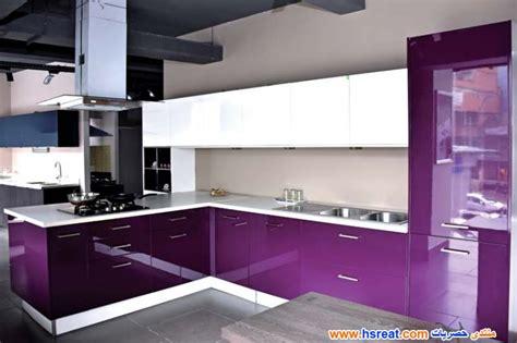 kitchen design in nepal مطابخ تركي باللون البنفسجي أشيك وأجمل المطابخ التركي 4477