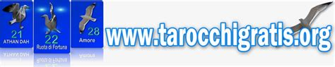 Tarocchi Gabbiano by Tarocchi Gratuiti Tarocchi Gratis On Line Le Carte Dei