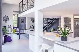 Garage Val D Oise : maison vendre en ile de france val d oise montmorency maison loft d 39 architecte de ~ Gottalentnigeria.com Avis de Voitures