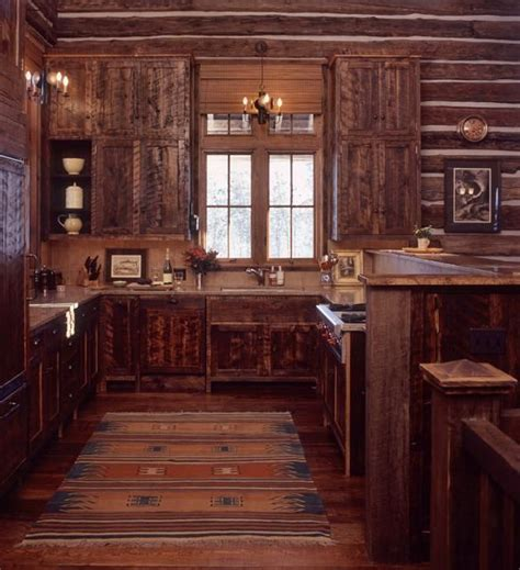 country kitchens pictures mountain retreat miller architects r u s t i c 3636