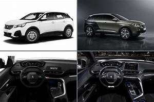 Tarif Peugeot 3008 : prix du nouveau peugeot 3008 2016 des tarifs partir de 25 900 photo 7 l 39 argus ~ Gottalentnigeria.com Avis de Voitures