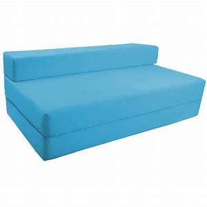 aqua fold out guest sofa z bed sleeping mattress studio With aqua sofa bed