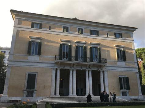 siege croix à rome la villa bonaparte a retrouvé élégance la croix