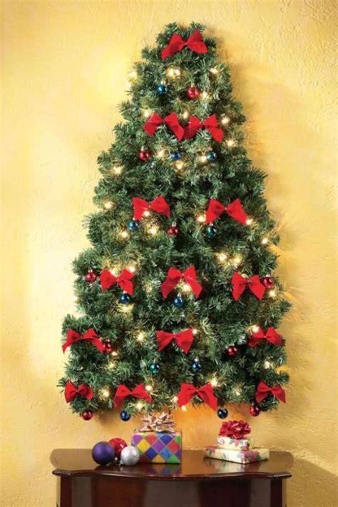 wall christmas tree alternative christmas tree ideas