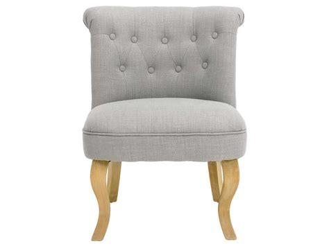 fauteuil crapaud conforama en lin meuble de salon