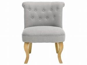 Fauteuil Gris Clair : fauteuil marquis coloris gris clair vente de tous les fauteuils conforama ~ Teatrodelosmanantiales.com Idées de Décoration
