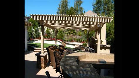 alumawood freestanding patio cover orange countyca