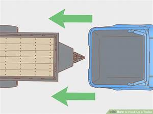 How To Hook Up A Trailer  12 Steps  With Pictures
