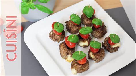 fingerfood rezepte kalt einfach schnell fingerfood hackb 228 llchen caprese rezepte spie 223 e