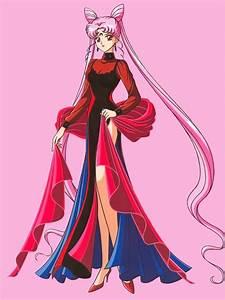 Sailor Moon Black Lady Cosplay Su Misura