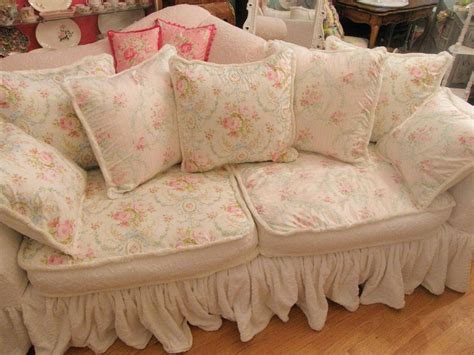 Shabby Chic Sofa by Best 15 Of Shabby Chic Sofas Covers