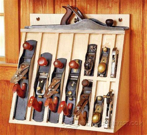 hand plane rack plans