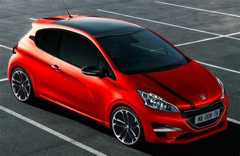 Peugeot 208 Backgrounds by Sports Cars Images 2014 Peugeot 208 Gti Hd Wallpaper And