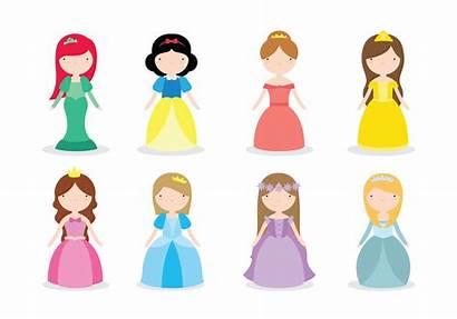 Disney Princess Vector Vectors Fairy Characters Cartoon