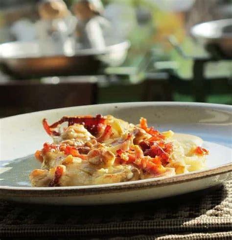 cuisine crevette gratin de crevettes aux chicons cuisine flammande