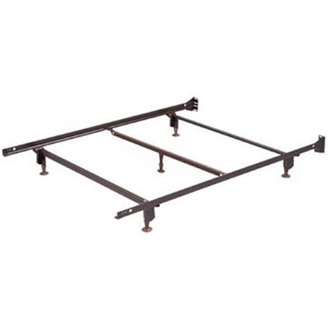 instamatic bed frame leggett platt instamatic bed frames w 5 legs steel