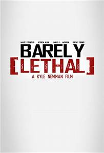 Barely Lethal - Hailee Steinfeld - Movie Trailer, Release ...