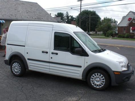 Buy Used 2010 Ford Transit Connect Van Delivery ( Low