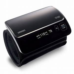 Omron Hem7600t Smart Arm Blood Pressure Monitor  Wireless