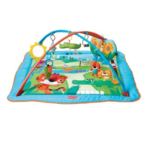 tapis d eveil tiny gymini kick and play tapis d 233 veil gymini kick play city safari tiny pour enfant d 232 s la naissance oxybul