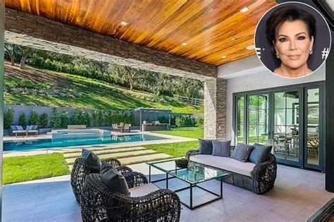Kris Jenner Buys Home Across the Street From Kim