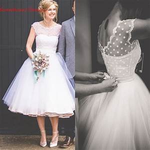 online buy wholesale 1950s style wedding dresses from With 1950s style wedding dresses