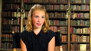 The Book Thief Sophie Nelisse U0026quotlieselu0026quot On Set Movie
