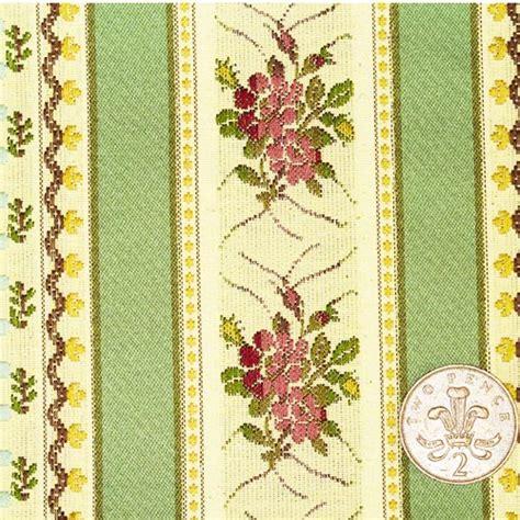 regency stripe upholstery fabric light green